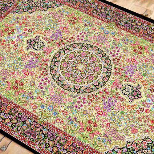 فرش چاپی 1000 شانه فرش دست باف نما