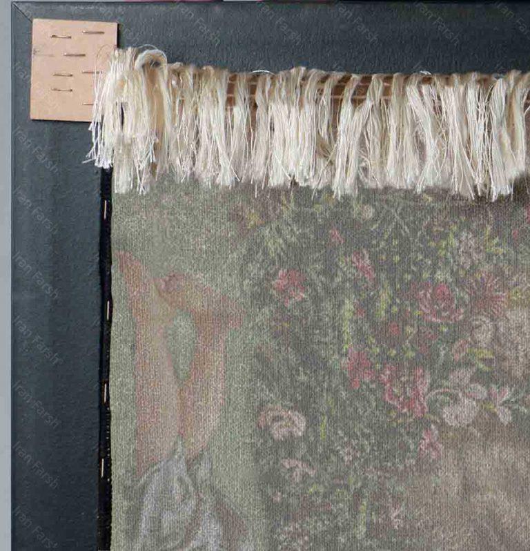 تابلو-فرش-ایران-فرش-آفرینش
