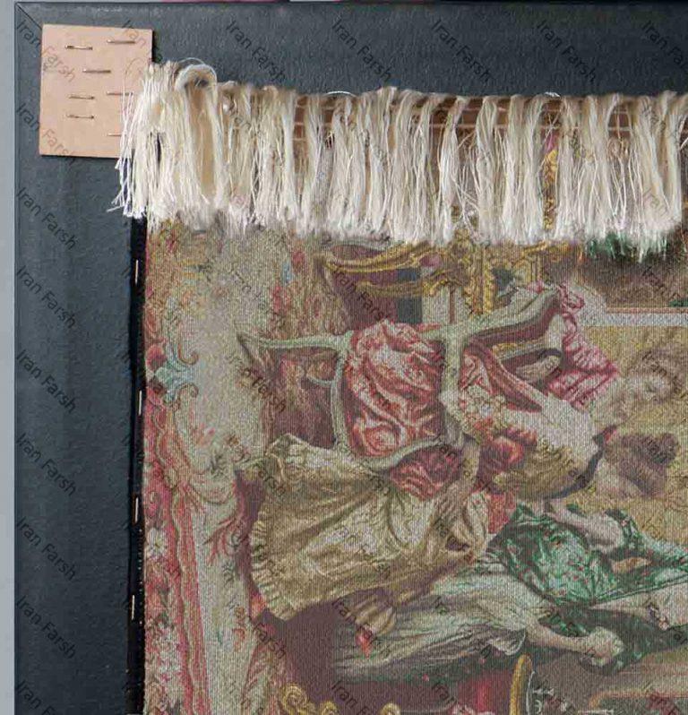 تابلو-فرش-فرش-ایران-شاعر-جوان-جدید