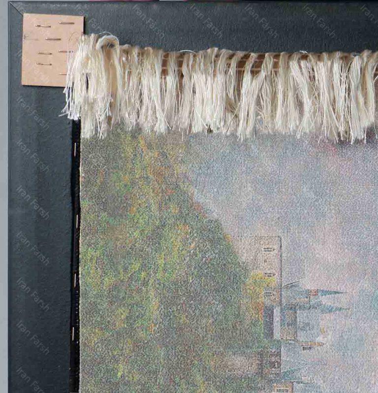 تابلو-فرش-ماشینی-ایران-فرش-سحر-آمیز