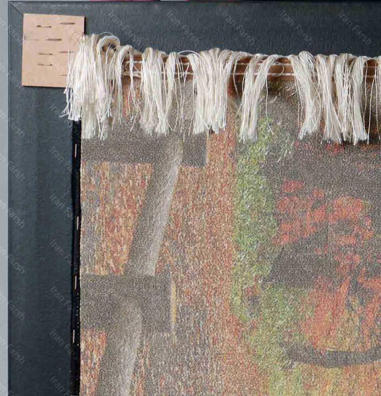 تابلو-فرش-ماشینی-ایران-فرش-هزار-رنگ